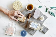 Xenoestrogens in Skincare: Why and How To Avoid Them • Laura Schoenfeld Massage Place, Good Massage, Spa Day At Home, Home Spa, Shampooing Sec, Scalp Scrub, Plant Therapy, Spa Treatments, Natural Treatments