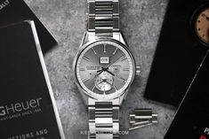 Tag Heuer Carrera GMT Calibre 8