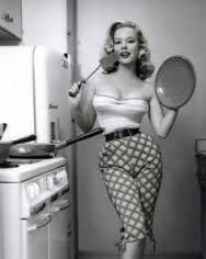 Image result for pin up anos 50