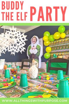 Adult Christmas Party, Christmas Birthday Party, Christmas Party Themes, Christmas Activities, Christmas Traditions, Birthday Party Themes, Christmas Holidays, Family Christmas, Preschool Activities