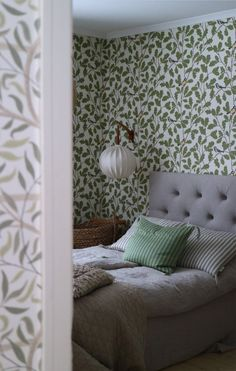 Welcome to Sandberg Wallpaper. We are a Swedish design company that specialises in wallpapers and home accessories. Wallpaper Design For Bedroom, Bedroom Wall Designs, Designer Wallpaper, Simple Furniture, Diy Pallet Furniture, Furniture Projects, Patio Yard Ideas, Latest Kitchen Designs, Inspirational Wallpapers