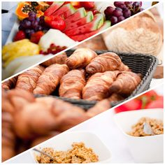 There is no better way to start off your perfect day than with a great breakfast. Welcome by our breakfast buffet! Breakfast Buffet, Scrambled Eggs, Hotels And Resorts, Smoothies, Food, Smoothie, Breakfast Buffet Table, Essen, Meals