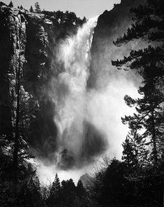 Ансел Адамс (Ansel Adams) - легенда мировой фотографии | Lightroom.ru