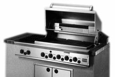 DCS BBQ Grills - What Model Number Do I Have To Know For Barbecue Grill Repairs?