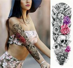 15 Best Realistic Temporary Tattoos images | Fake tattoos, Realistic ...
