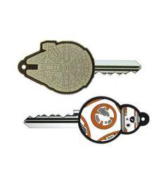 Star Wars BB-8 / Millenium Falcon Key Covers