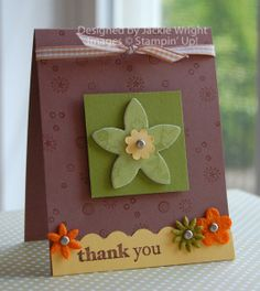 Jackie's blog | Sharing with you a little stampin' and scrappin'