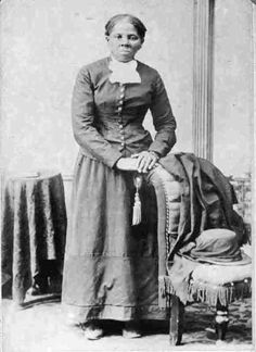 Harriet Tubman helped through the underground railroad in freeing other slaves.