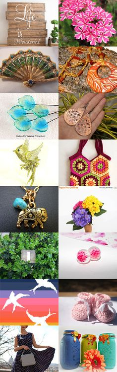 ~ SPRING HAS SPRUNG ~ SOTW 4/25 - 5/1 ~ by Shelly Caldwell on Etsy--Pinned+with+TreasuryPin.com