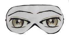 Brown Eyes Sleep Eye Mask Eye Sleeping Mask Eyemask by venderstore