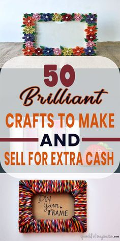 Sell Diy, Diy Crafts To Sell, Diy Projects That Sell Well, Metal Roses, Flower Pens, Photo Coasters, Mint Tins, Second Job, Crafts For Teens To Make