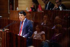 Ignacio González interviene en el Debate sobre el Estado de la Región en la Asamblea de Madrid