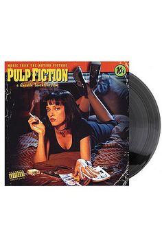 Original Soundtrack: Pulp Fiction Vinyl Record