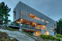 A incrível mansão à beira-mar da MacKay-Lyons | Criatives | Blog Design, Inspirações, Tutoriais, Web Design