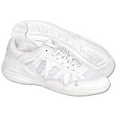 9019d3e5507b Chassé Women s Proflex Cheerleading Shoes - White Cheer Sneakers