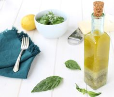 This is a refreshing, crisp and clean tasting vinaigrette sure to tantalize your taste buds! I don't know about you but I get board of the same dressing.  Lemon and basil mix well together in this...