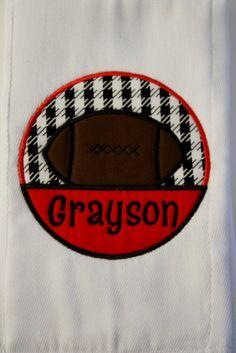Custom Auburn Alabama Football Personalized by ThePersonalizedLife, $12.99