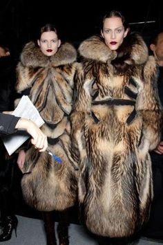 Viktor & Rolf at Paris Fashion Week Fall 2012 - StyleBistro by bridgette.jons