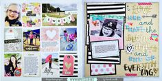1212 Layouts and Pocket Pages