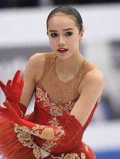 アリーナ・ザギトワ(ロシア) - 選手情報(女子) - フィギュアスケート|dメニュースポーツ