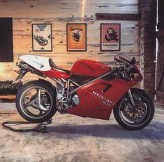 Ducati 916 Ducati 996, Ducati Superbike, Ducati Motorcycles, Ducati Cafe Racer, Dual Sport, Pista, Loft Spaces, Wheels, Trucks