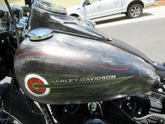 2016 Harley-Davidson Slim, CUSTOM PATINA, OLDSCHOOL, 116 miles, 103