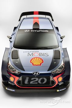 Photo by Hyundai Motorsport on December 2016 at Hyundai 2017 Coupe WRC unveil. Browse through our high-res professional motorsports photography Hyundai Veloster, Hyundai I20, Nascar, Super Sport Cars, Super Cars, Rallye Wrc, Stock Car, National Car, Upcoming Cars