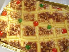 La Cocina de los inventos: Coca de Sant Joan rellena de Crema Relleno, Coco, Waffles, Breakfast, Blog, Beautiful, Sweet Recipes, Postres, Party