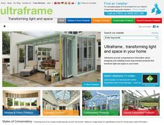 Ultraframe Home Page