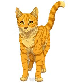 Lionblaze. Can I just say I was sooo mad at him when he wouldn't go get cat mint in Windclan because he feared Heathertail? He basically took one of Firestar's life...