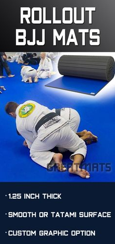 Roll Out BJJ Mats can be used for portable martial arts mats or permanent installation. These roll out mats are available in a wide range of colors for you to choose from. These mats are inches thick and 6 feet wide. Minimum order is 18 feet of length. Jiu Jitsu Quotes, Martial Arts Mats, Jiu Jitsu Training, Jiu Jitsu Techniques, Mma Fighting, Martial Arts Techniques, Home Gym Design, Brazilian Jiu Jitsu, Aikido