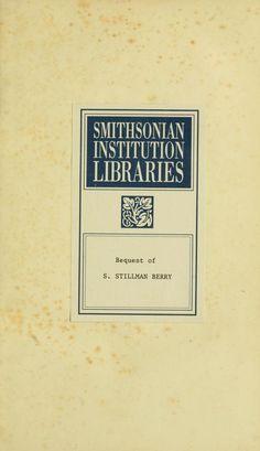 Index testaceologicus, - Biodiversity Heritage Library