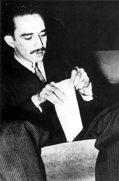 Gabriel García Márquez - Colombian novelist, short story writer, screenwriter & journalist.
