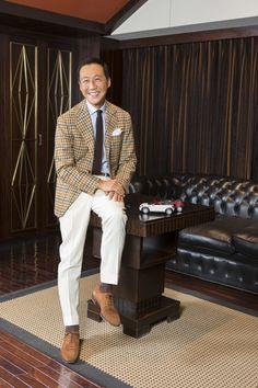 Yasuto Kamoshita.