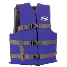 Stearns Youth Classic Boating Vests (Blue,50 - 90 Pound) Stearns -- Dylan, a child character in Dylan, a character in Letting Go: The Maryland Shores, a women's fiction/contemporary romance novel, wears this riding on the boat and fishing on the Chesapeake Bay