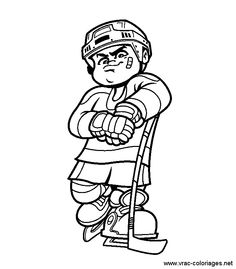 Hockey goalie coloring pages detroit red wings ~ 11 Detroit Red Wings hockey at coloring pages book for ...