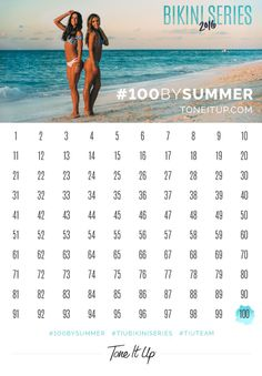 100 by Summer 2016