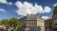 HOTEL|フランス・パリのホテル>シャンゼリゼ通り、バスティーユ広場に直通でアクセスできます。>ホテル デュ ルーブル ハイアット ホテル(Hotel Du Louvre, a Hyatt Hotel)