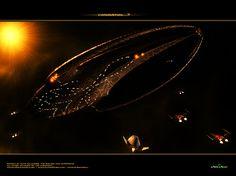 Moya farscape ship