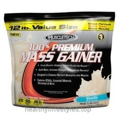 Muscletech 5.44Kg 100 Percent Premium Mass Weight Gainer Vanilla Check It Out Now     $39.99    100% Premium Mass Gainer Product Details: – Test Subjects Gained Significantly More Muscle – Helps Build Mass, Increa ..  http://www.healthyilifestyles.top/2017/04/05/muscletech-5-44kg-100-percent-premium-mass-weight-gainer-vanilla/