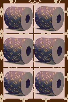 Louis Vuitton designer bathroom accessory - necessity- Luxurydotcom