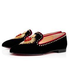 Women Shoes - Mi Corazon Flat - Christian Louboutin