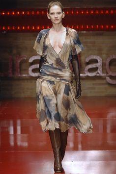 Laura Biagiotti Fall 2008