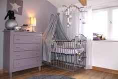Une chambre branchée pour bébé | Chambre bebe