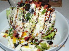 Yum... Id Pinch That!   The Dazzling Wedge Salad