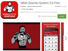 TOP 5 des applications pour mon sport a télécharger sur mon phone - KWB- KMRED Workout Blog