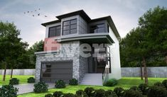 Quick and precise design - much better than I could ever hope for! Very helpful with revisions. Exterior Design, Mansions, House Styles, Home Decor, Decoration Home, Room Decor, Home Exterior Design, Fancy Houses, Mansion