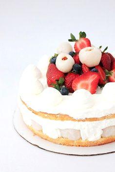 Lychee StrawberryShortcake