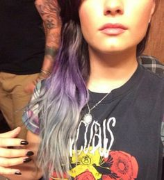Demi Lovato Dyes Hair Silver, Believes in Mermaids