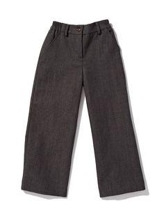Pearl Grey Wool Pants  Outerwear #Eyewear #CostumeKids